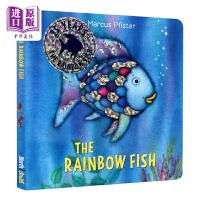 【中商原版】彩虹鱼 英文原版 The Rainbow Fish 纸板书 1993年凯特格林纳威奖