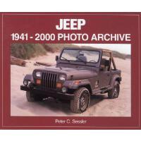 【预订】Jeep 1941-2000 Photo Archive