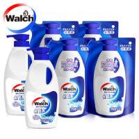 威露士洗衣液手洗500gx2+500g袋装x4  团购套装