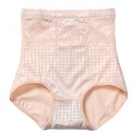 高腰收腹内裤女士大码收腰束缚美体裤提臀收复塑形塑身产后收腹裤