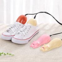 4341卡通除菌除臭烘鞋器 干鞋器 儿童鞋子烘干器暖鞋器烤鞋器 颜色随机发货