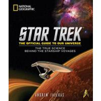Star Trek the Official Guide to Our Universe 星际迷航:官方宇宙指南