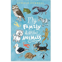 My Family and Other Animals (A Puffin Book) 我的家人与其他动物