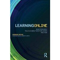 【预订】Learning Online: What Research Tells Us about Whether, W