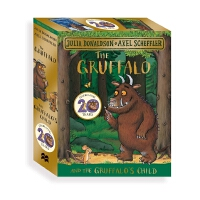 咕噜牛合集英文原版The Gruffalo andThe Gruffalo's Child