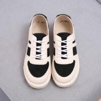 卡帝乐鳄鱼女鞋小白鞋新款百搭韩版运动休闲板鞋厚底内增高女鞋