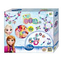 Disney 迪士尼 冰雪串串珠 DS-2561 波普珠珠儿童DIY玩具串串珠 当当自营