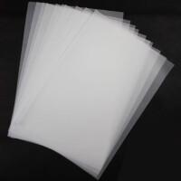 A4硫酸纸73g加厚 描图纸 制版转印纸 绘图纸 设计纸