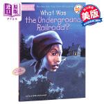 【中商原版】地下铁路是什么? 英文原版 What Was The Undergrou(ww)