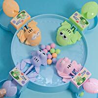 抖音玩具 儿童3-4-6-8岁趣味 青蛙吃豆玩具 亲子互动桌游 益智游戏