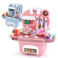儿童厨房玩具套装做饭 过家家宝宝女孩女童餐具厨具煮饭1-2-3周岁