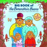 Big Book of the Berenstain Bears【英文原版】贝贝熊的大书