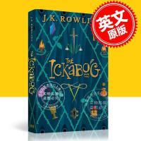 现货 伊卡博格 哈利波特作者 J・K罗琳新书 青少年儿童小说 英语课外阅读 英文原版 The Ickabog 伊卡��格