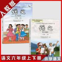 新版小学语文课本六年级上册下册全套2本人教版义务教育教科