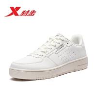 特步男鞋板鞋潮鞋男士运动鞋滑板鞋子男生韩版休闲鞋881419319812