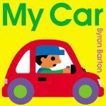 【预订】My Car Board Book