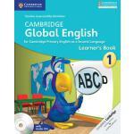 【预订】Cambridge Global English Stage 1 Learner's Book + Audio