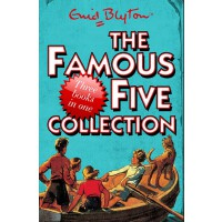 Famous Five Collection(3 books in 1)世界第一侦探团(第1-3册图书合辑)ISBN97