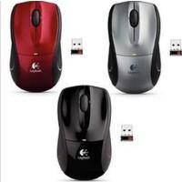 Logitech/罗技M505无线激光鼠标 Nano优联接收器鼠标 2.4G无线激光鼠标 全新盒装正品