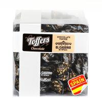 【 西班牙原装进口】可飒糖果 巧克力味奶糖 大立方体325g/盒