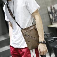 韩版男包男女运动包单肩包斜挎包腰包手机包小包包挂包