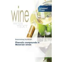 【预订】Phenolic Compounds in Moravian Wines