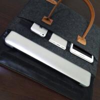 ?男手提电脑包苹果15mac12air13寸女笔记本内胆包?