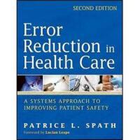 【预订】Error Reduction in Health Care: A Systems Approach to Im