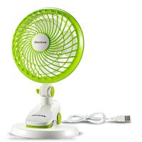 中联ZLU04-150迷你微风扇电风扇小风扇小电扇台式夹扇USB电脑办公桌办公室学生宿舍 风扇标配