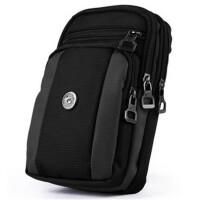 户外腰包手机包6.8寸挂包女旅行单肩斜挎运动腰包穿皮带男