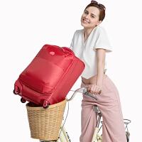 【促】DELSEY法国大使拉杆箱旅行箱密码箱箱包372万向轮男女行李箱