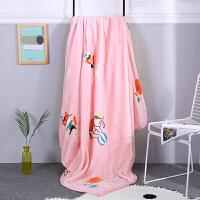 毛毯被子加厚�p�佣�季�p面�q加大珊瑚�q床�畏ㄌm�q毛毯�|�p人保暖