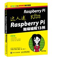 达人迷 Raspberry Pi趣味编程13例