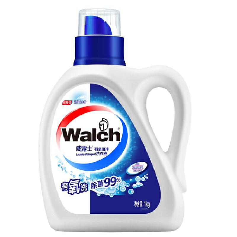 威露士有氧洗洗衣液1kg威露士全新升级有氧洗,洗衣杀菌二合一