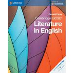 【预订】Cambridge IGCSE: Literature in English