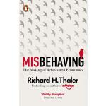 """【现货】英文原版 """"错误""""的行为:行为经济学的形成 Misbehaving 2017年诺贝尔经济学奖得主理查德・泰勒作"""