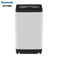 松下(Panasonic) XQB80-Q8H2F 8公斤 一键智能洗瀑布洗 全自动波轮洗衣机