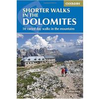 【预订】Shorter Walks in the Dolomites (3RD ed.) 英文原版 白云石山脉的短途行