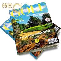 高尔夫杂志 体育休闲运动期刊2019年全年杂志订阅新刊预订1年共12期10月起订