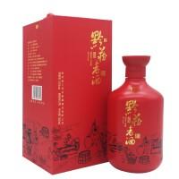 黔藏老酒 53度酱香型白酒 茅台镇粮食酿造 500ml