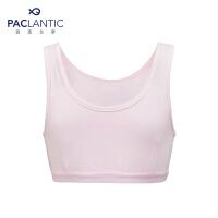 派克兰帝品牌童装 夏装女童背心式成长胸衣 女中大童成长胸衣