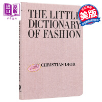 时尚小词典 英文原版 Little Dictionary of Fashion A Guide to Dress Se