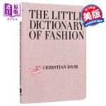 时尚小词典 英文原版 Little Dictionary of Fashion A Guide to Dress Se