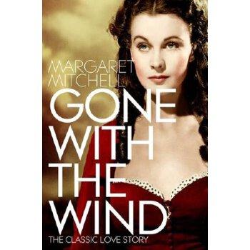 英文原版 Gone With The Wind 乱世佳人 飘