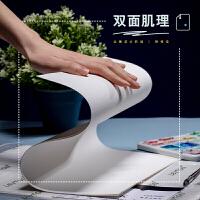 莱顿 水彩纸 4K8k棉浆纸300g对开中性无酸水彩湿画绘画纸纯绵全开纸