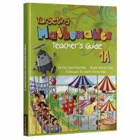 【中商原版】【新加坡数学教材】Targeting Mathematics Teachers Guide 1A 教师手册
