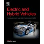 【预订】Electric and Hybrid Vehicles 9780444638250
