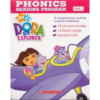 Dora The Explorer Phonics Boxset #3 朵拉历险记之自然拼读法套装 03 ISBN 9