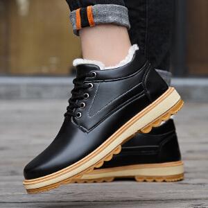【加绒保暖】罗兰船长 工装鞋时尚休闲鞋耐磨防滑 D