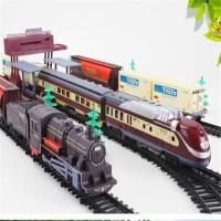 轨道玩具 9.4米轨道电动火车模型 托马斯小火车玩具